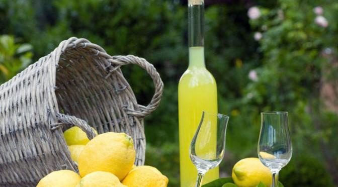 make your limoncello