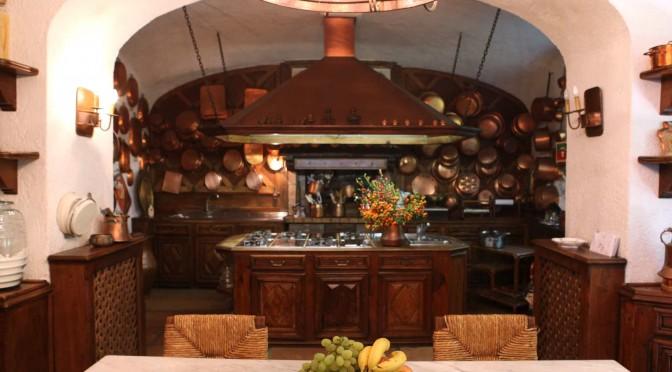 private cooking class in Villa Sorrento